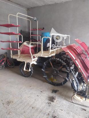 دستگاه نشا برنج هشت ردیفه یانمار در گروه خرید و فروش وسایل نقلیه در فارس در شیپور-عکس2