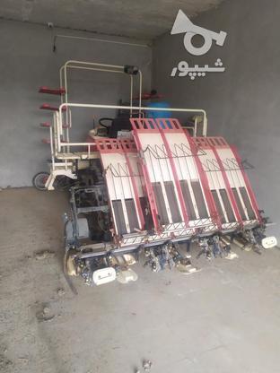 دستگاه نشا برنج هشت ردیفه یانمار در گروه خرید و فروش وسایل نقلیه در فارس در شیپور-عکس4