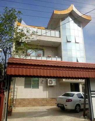 سه طبقه مستقل طبقات تک واحدی با سند یکجا در گروه خرید و فروش املاک در مازندران در شیپور-عکس1