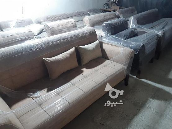 مبل راحتی 7نفره در گروه خرید و فروش لوازم خانگی در کرمانشاه در شیپور-عکس1