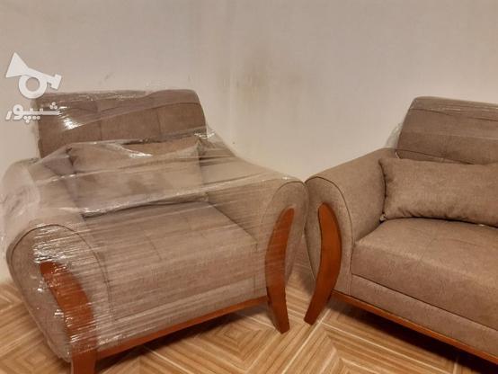 مبل راحتی 7نفره در گروه خرید و فروش لوازم خانگی در کرمانشاه در شیپور-عکس4