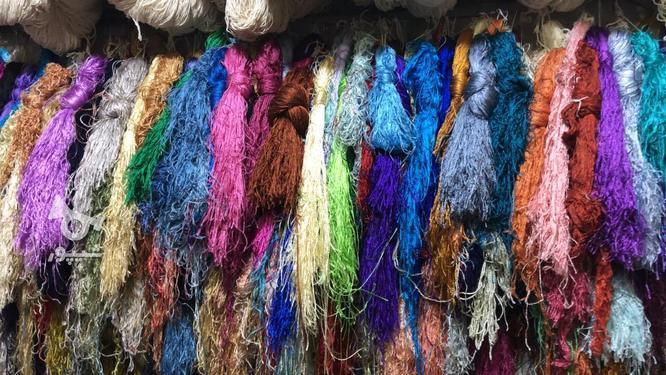 فروش ابریشم قالی در گروه خرید و فروش خدمات و کسب و کار در تهران در شیپور-عکس2