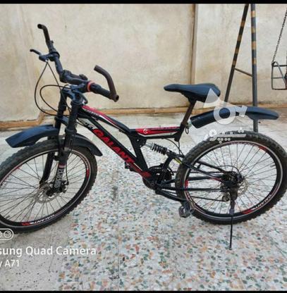 دوچرخه سایز 26 (گالانت) در گروه خرید و فروش ورزش فرهنگ فراغت در گیلان در شیپور-عکس1