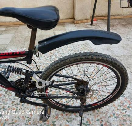 دوچرخه سایز 26 (گالانت) در گروه خرید و فروش ورزش فرهنگ فراغت در گیلان در شیپور-عکس3