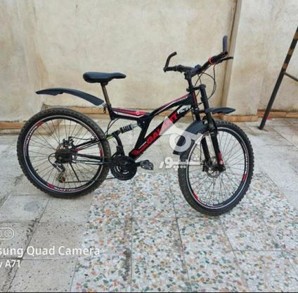 دوچرخه سایز 26 (گالانت) در گروه خرید و فروش ورزش فرهنگ فراغت در گیلان در شیپور-عکس2