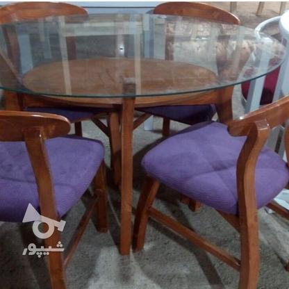 میز وصندلی نهار خوری در گروه خرید و فروش لوازم خانگی در آذربایجان شرقی در شیپور-عکس8