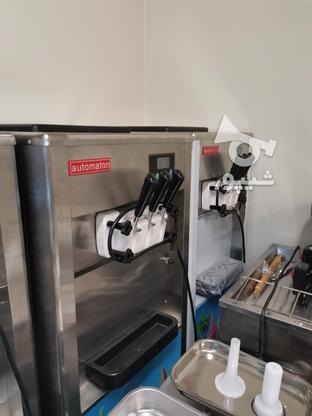 دستگاه بستنی ساز قیفی . بستنی قیفی. سه قیف در گروه خرید و فروش صنعتی، اداری و تجاری در تهران در شیپور-عکس6