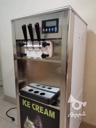 دستگاه بستنی ساز قیفی . بستنی قیفی. سه قیف در گروه خرید و فروش صنعتی، اداری و تجاری در تهران در شیپور-عکس3