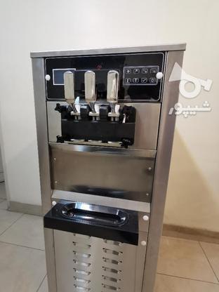 دستگاه بستنی ساز قیفی . بستنی قیفی. سه قیف در گروه خرید و فروش صنعتی، اداری و تجاری در تهران در شیپور-عکس4