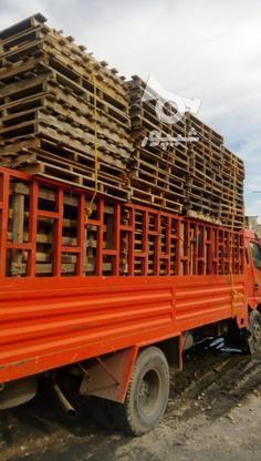 خرید و فروش پالت چوبی و ضایعات تخته پالت سه لایی نوپان وغیره در گروه خرید و فروش خدمات و کسب و کار در تهران در شیپور-عکس1