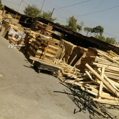 خرید و فروش پالت چوبی و ضایعات تخته پالت سه لایی نوپان وغیره در گروه خرید و فروش خدمات و کسب و کار در تهران در شیپور-عکس4