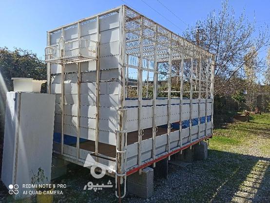 اطاق مرغی ایسوزو 119 قفسی 5200 در گروه خرید و فروش وسایل نقلیه در فارس در شیپور-عکس2