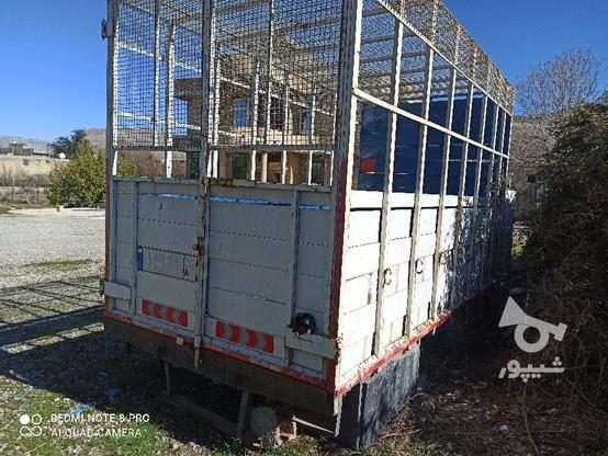 اطاق مرغی ایسوزو 119 قفسی 5200 در گروه خرید و فروش وسایل نقلیه در فارس در شیپور-عکس1