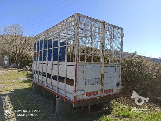 اطاق مرغی ایسوزو 119 قفسی 5200 در گروه خرید و فروش وسایل نقلیه در فارس در شیپور-عکس3