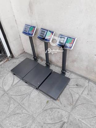 ترازو باسکول 150 کیلو با شارژ طولانی  در گروه خرید و فروش صنعتی، اداری و تجاری در مازندران در شیپور-عکس1