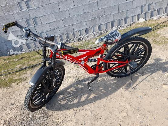 دوچرخه 26 سالم  در گروه خرید و فروش ورزش فرهنگ فراغت در گیلان در شیپور-عکس1
