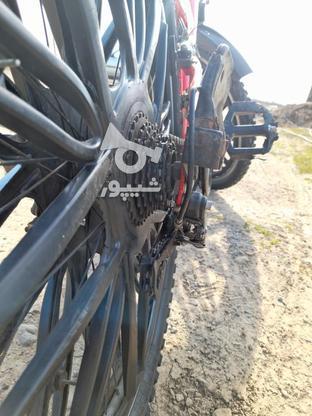 دوچرخه 26 سالم  در گروه خرید و فروش ورزش فرهنگ فراغت در گیلان در شیپور-عکس4