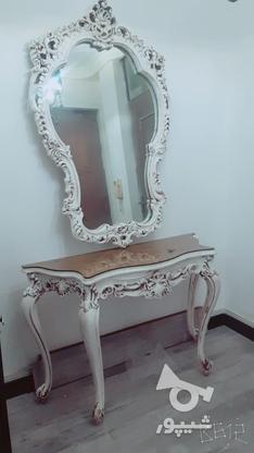 آینه کنسول  در گروه خرید و فروش لوازم خانگی در مازندران در شیپور-عکس2