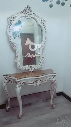 آینه کنسول  در گروه خرید و فروش لوازم خانگی در مازندران در شیپور-عکس1