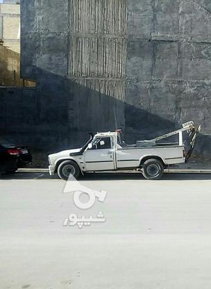 نیسان امداد خودرو یدک کش 84 فوق العاده تمیز در گروه خرید و فروش وسایل نقلیه در چهارمحال و بختیاری در شیپور-عکس1