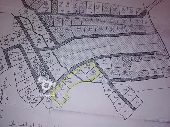 زمین به متراژ1833متر  جاده سه هزار در گروه خرید و فروش املاک در مازندران در شیپور-عکس1