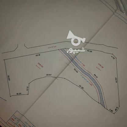 زمین به متراژ1833متر  جاده سه هزار در گروه خرید و فروش املاک در مازندران در شیپور-عکس3