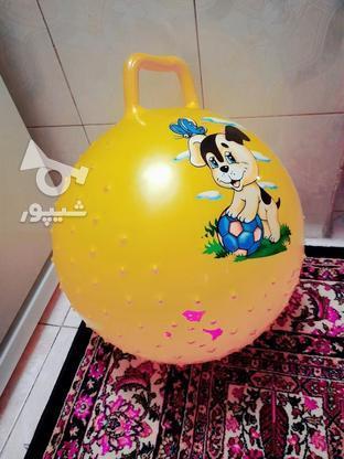 توپ ورزشی.تلفن اسباببازی.و تعدادی اسباببازی سالم در گروه خرید و فروش لوازم شخصی در اصفهان در شیپور-عکس5