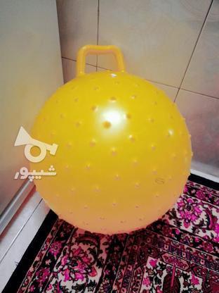 توپ ورزشی.تلفن اسباببازی.و تعدادی اسباببازی سالم در گروه خرید و فروش لوازم شخصی در اصفهان در شیپور-عکس6