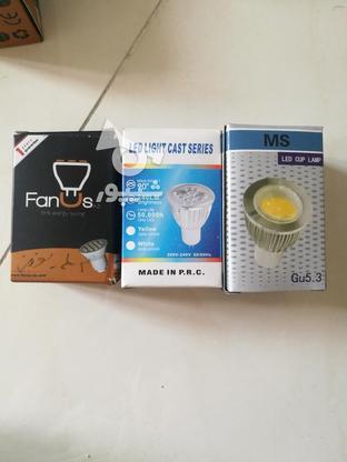 لامپ هالوژن فوق کم مصرف سوزنی در گروه خرید و فروش لوازم الکترونیکی در البرز در شیپور-عکس3