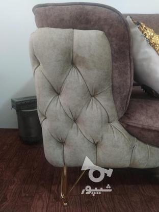 مبلمان چستر طرح جدید،مناسب برای جهیزیه،نو نو  در گروه خرید و فروش لوازم خانگی در البرز در شیپور-عکس6