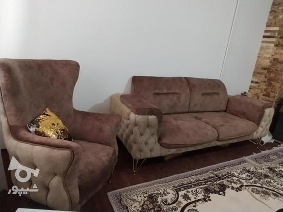 مبلمان چستر طرح جدید،مناسب برای جهیزیه،نو نو  در گروه خرید و فروش لوازم خانگی در البرز در شیپور-عکس3