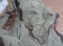 چادر وانت برزنتی ضدآب جنس عالی تمیز و سالم در شیپور-عکس کوچک