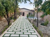 باغ ویلا نوساز 420 متر باغ 80 متر بنا شهریار  در شیپور-عکس کوچک