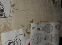 چند رول کاغذ دیواری با کیفیت فروش فوری نصف قیمت.  در شیپور-عکس کوچک
