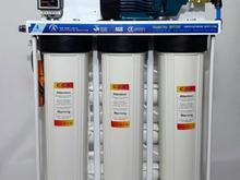 دستگاه تصفیه آب نیمه صنعتی 1000 گالن سنگین EU.SA در شیپور