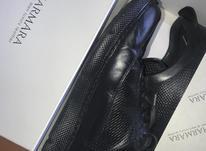 کفش کتانی مردانه چرمیرا اصل چرم طبیعی در حد نو در شیپور-عکس کوچک