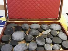 پگیچ سنگ ماساژ درمانی همراه با کیف و هیتر در شیپور