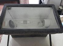 پرژکتور چدنی با لامپ 400 آلمانی در شیپور-عکس کوچک