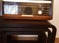 رادیو لامپی قدیمی برای دکور ی خانه در شیپور-عکس کوچک