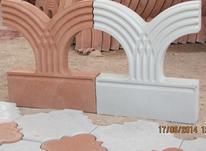 نرده پلیمری و جدول دور باغچه 30×50 در طرح های مختلف  در شیپور-عکس کوچک