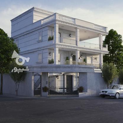 طراحی نما نقشه معماری طراحی داخلی منظر اتوکد تری دی  در گروه خرید و فروش خدمات و کسب و کار در تهران در شیپور-عکس4