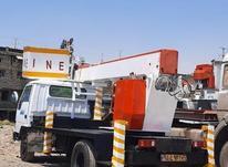 بالابر هیدرولیکی کامیونی خط گرم ونیسانی در شیپور-عکس کوچک