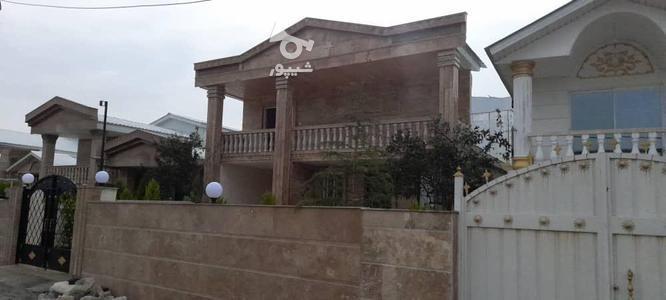 فروش ویلا نیم پیلوت230 متر در آمل در گروه خرید و فروش املاک در مازندران در شیپور-عکس1