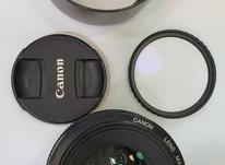 لنز فیکس کنون 50 میل اف 1.4 در شیپور-عکس کوچک