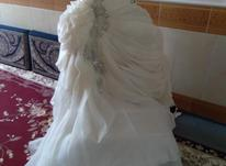 لباس عروس در حد نو در شیپور-عکس کوچک