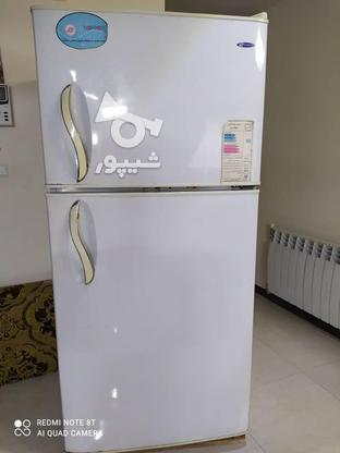 یخچال الکترو استیل دو در بدون برفک در گروه خرید و فروش لوازم خانگی در مازندران در شیپور-عکس1