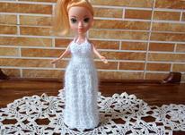بافت لباس عروسک باربی  در شیپور-عکس کوچک
