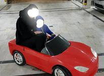 ماشین شارژی دونفره بزرگسال در شیپور-عکس کوچک