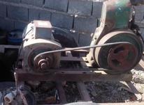 موتور هوایی یک سلند ودینام 5کیلاوات برق باشاسی در شیپور-عکس کوچک