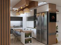 اجاره آپارتمان نوساز صفری در شیپور-عکس کوچک